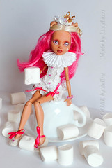 Sweet wolf-7 (lucylacri) Tags: pink white wolf candy sweet howleen