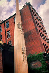 Louisville Slugger Museum & Factory (dpsager) Tags: kentucky louisville louisvilleslugger dpsagerphotography