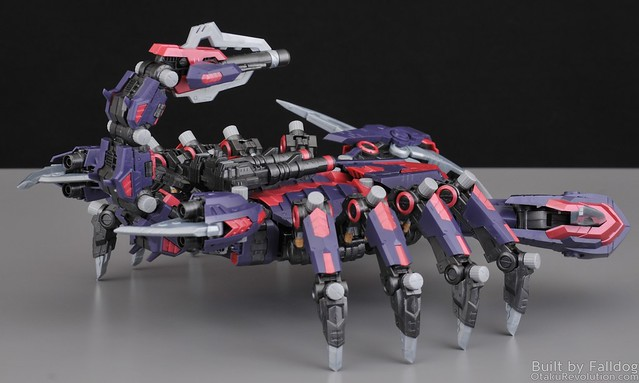 HMM Zoids - Death Stinger Review 26 by Judson Weinsheimer