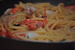 Spaghetti (grapatax) Tags: pasta spaghetti d90 spaghetto spaghettialloscoglio nikon55200mmf456gedifafsdxvrzoom