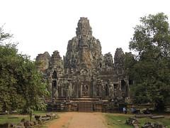 "Angkor: le Bayon <a style=""margin-left:10px; font-size:0.8em;"" href=""http://www.flickr.com/photos/127723101@N04/23668482934/"" target=""_blank"">@flickr</a>"