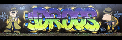 La brute & le truand DxOFP LM+21 2226-2227 (mich53 - Thanks for 2300000 Views!) Tags: streetart france art graffiti ledefrance paintings bad ugly graff truand brute panoramique graphisme 2016 manteslaville thebadandtheugly tlmtre graffpark superelmarm21mmf34asph leicamtype240 graphicalexploration