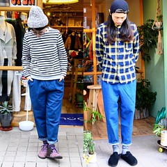 January 13, 2016 at 08:04AM (audience_jp) Tags: fashion japan shop relax tokyo pants audience style denim  casual sung madeinjapan       ootd