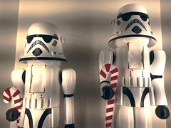 Nut Cracking Troopers (LaTur) Tags: christmas toy starwars stormtrooper dcist nutcracker