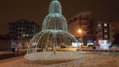 Adnan Kahveci Caddesi Kavşak Işıklandırma Çalışması