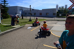 Kids Road Safety Class (Vegan Butterfly) Tags: road street kids children fun outside outdoors education driving crossing traffic pedestrian class course safety learning educational safe homeschool homeschooling