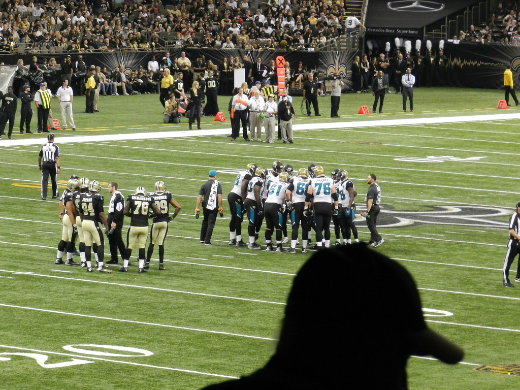 The world 39 s best photos of saints and superdome flickr for Mercedes benz football