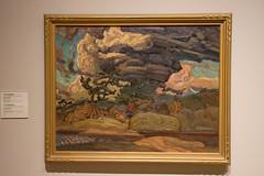 Ont - 2015-11-0385a (MacClure) Tags: toronto ontario canada art museum painting artgallery ago groupofseven artgalleryofontario theelements jehmacdonald