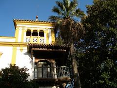 The famous balcony from Don Juan (andreamary) Tags: sevilla spain architechture