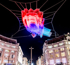 Lumiere LDN January 2016 (Flip the Script) Tags: travel light london art festival architecture night photography long exposure neon glow circus oxford lumiere installation landrover destinations