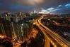 Kuala Lumpur (Landscape Junkie) Tags: malaysia kualalumpur sigma1020mm leefilters nikond90 pangsapuriberembangindah landscapejunkie muhamadfaisalibrahim highwayakleh