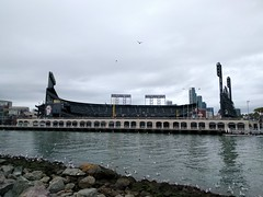 McCovey Cove (dustin.whittle) Tags: mccoveycove sanfranciscocalifornia attpark sanfranciscocalifornia2016