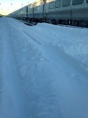 LIRR Clean Up From Blizzard (MTAPhotos) Tags: snow weather snowstorm blizzard lirr longislandrailroad blizzard2016