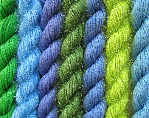 blue-green-skeins