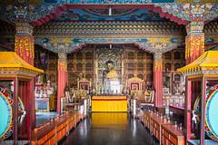 Nepal_2015-2729 (Matias Silmunen) Tags: nepal green asia tara buddhism monastery tibetan himalaya karmapa amitabha shamarpa