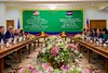 Secretary Kerry Addresses Cambodian Foreign Minister And Deputy Prime Minister Hor Namhong at the Outset of a Bilateral Meeting (USEmbassyPhnomPenh) Tags: travel prime us cambodia cambodian kerry embassy summit phnompenh secretary foreign hun asean minister sen phnom cooperation penh affairs discuss bilateral strengthen