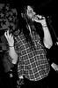 Jungle Julia (Lucienne Champ) Tags: music black milan metal pub nikon hole julia drum bass guitar live band jungle hardrock vocal 18125mm d5000