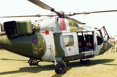Westland Lynx AH.9 ZG888 02 Boscombe Down 13.06.1992 (Victor Vulcan) Tags: aircraft helicopter aac armyaircorps boscombedown zd560 westlandlynxah9