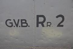 GVB Rr2 (remco2000) Tags: amsterdam gemeente ema grijs rr2 gvb stofzuiger werkwagen railreiniger gvba retm electrische vervoerbedrijf museumtramlijn werktram 19141964 werkmotorwagen zuigmotor gvbrr2