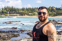 untitled-1750 (PortugePunk) Tags: travel friends vacation beach boyfriend mike hawaii us unitedstates maui moreno lahaina napili