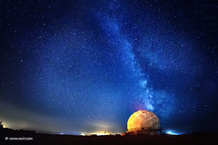 Under the Milky Way. (xnir) Tags:  way israel with space under week milky nir keepers iaf skyspace benyosef xnir