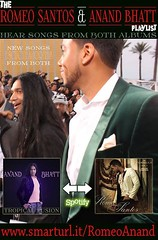 Make Your Own HALFTIME Show with Romeo Santos y Anand Bhatt @Spotify http://ift.tt/1lTZ9gl #ViviremosLoNuestro Anand Bhatt News (jessejane2010) Tags: red celebrity fashion carpet mtv latin awards grammy oscars anand bhatt