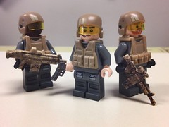 Lego Future Warfare- Urban Infantry (ranger3181) Tags: modern tom soldier star lego ghost stormtroopers apocalypse future wars vests combat resistance rebels clancy recon brickarms