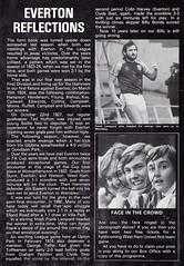 West Ham United vs Everton - 1984 - Page 9 (The Sky Strikers) Tags: park west hammer canon one official kodak united ham division league programme upton everton