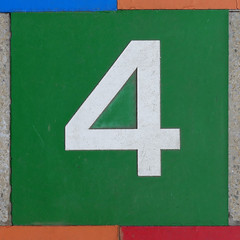 number 4 (Leo Reynolds) Tags: xleol30x 4 four onedigit number xsquarex numberproperty grouponedigit panasonic lumix fz1000 xx2016xx