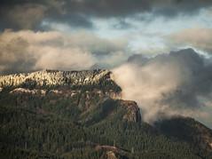 (Deven M McCoy) Tags: panorama clouds oregon canon landscape gorge canon5d cloudporn vsco 5dii