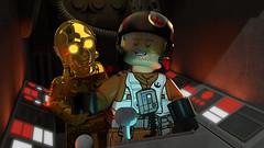 LEGO Star Wars The Resistance Rises (hello_bricks) Tags: starwars tv lego disney poe legostarwars tfa dameron episode7 episodevii theforceawakens