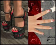 Hearts and Heels (JuliannaSeriman) Tags: shoes highheels livia 1l sexyshoes grumble slink fabfree fabulouslyfree stupidcupidhunt lumae