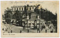 (Kaopai) Tags: vintage postcard hannover krpcke oldtimer hanover oper uhr postkarte krpckeuhr krpke cafekrpcke