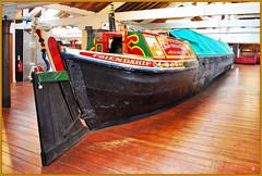 "NARROWBOAT ""FRIENDSHIP"" (tommypatto : ~ IMAGINE.) Tags: boats canals barges narrowboats canalboats boatmuseum ellesmereport inlandwaterways ellesmereportboatmuseum"