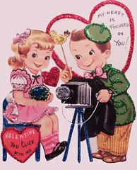 Say Valentines (DewCon) Tags: valentinesday valentinescard