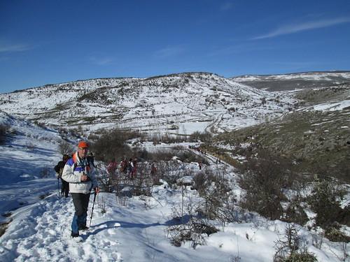 Fotografía Berta A. Senderismo Sermar por la ruta por el valle de Muda Palencia (26)