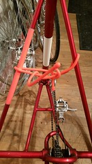 Not a boy scout knot (ddsiple) Tags: cycling tricycle bobjackson