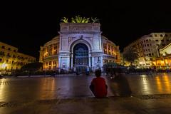 uno sguardo al pliteama (marco.cal84) Tags: city sicily palermo sicilia architetture politeama