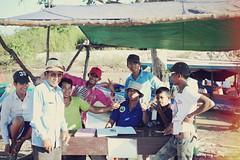 Tonle Sap,Cambodia (小環兒 (Chelsea Lee)) Tags: people cambodia mans worker 人物 boatman sap tonlesap 人 人像 tonle 船夫