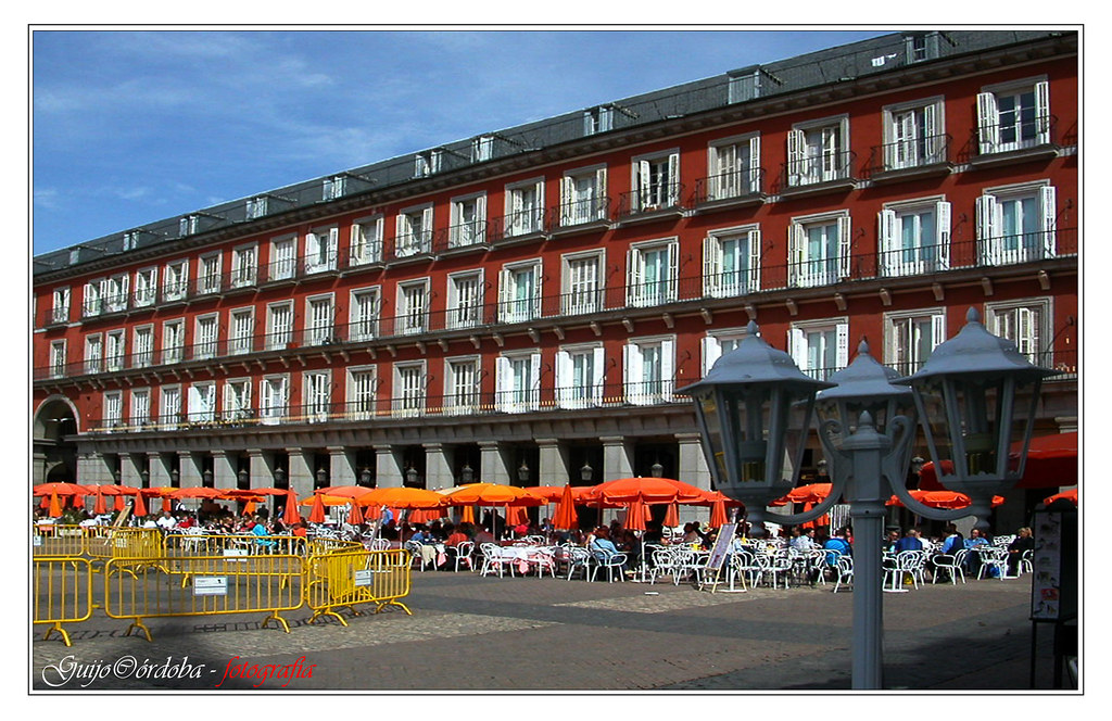 The World S Best Photos Of Plazamayor And Terraza Flickr