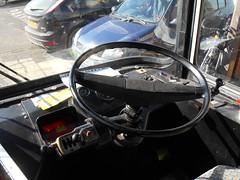 South Wales 961 Cab (welsh bus 16) Tags: southwales bristol vrt cab 961 ecw limeslade wth961t swanseabusmuseum
