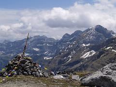 Widok z Balcon Pineta na Sierra de Tucas