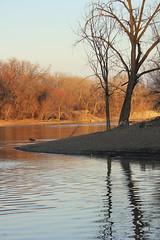 18. Mississippi reflection (Misty Garrick) Tags: fortsnelling fortsnellingstatepark
