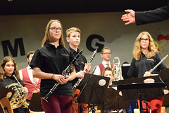 Gastauftritt Jahreskonzert Musikgesellschaft Gansingen 2015