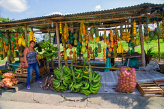 Colombia - Quindio (Bill Anderson :-)) Tags: colombia fruitstand quindio