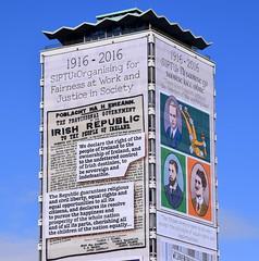 Poblacht na hireann (Keith Mac Uidhir  (Thanks for 3.5m views)) Tags: ireland dublin irland dublino irlanda irlande ierland irska dubln irlandia lirlanda irsko  airija irlanti  cng  iirimaa ha     rorszg         rlnd
