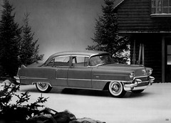 1956 ... slightly pregnant! (x-ray delta one) Tags: car magazine advertising suburban suburbia retro nostalgia americana atomic populuxe housewife conceptcar popularscience popularmechanics jamesvaughanphotography