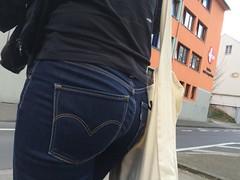 2600 (dennisk4760) Tags: sexy ass butt arse jeans denim levis arsch