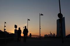 IMG_4362 (Alderbabbsack) Tags: frankfurt osthafen ezb skyline