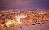 Зимен Пловдив, Plovdiv (StoianStoianov) Tags: city winter snow town bulgaria есен plovdiv зима пролет къщи вечер българия магия приказка сняг пловдив лято тепета